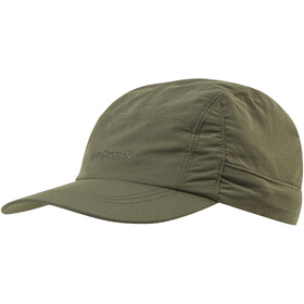 Craghoppers NosiLife Desert Cappello Uomo, verde oliva